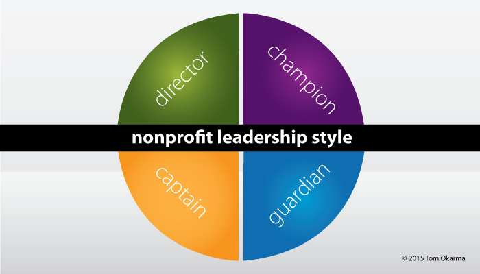 What is your nonprofit leadership style What is style
