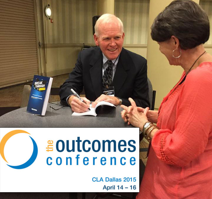 Presenting at CLA 2015 Outcomes Conference